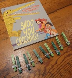 Shoo You Crocodile!